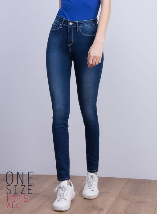 Jeans tiffosi one size high