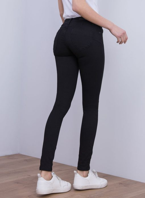 jeans one size push up noir