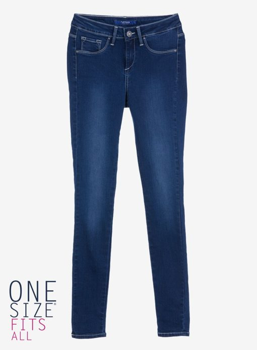 Jean Tiffosi one size taille medium skinny stretch